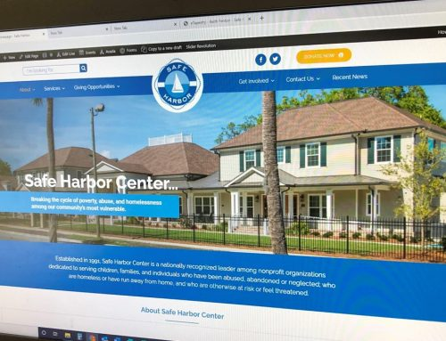 Safe Harbor Center Launches New Website to Expand Reach and Understanding of Mission