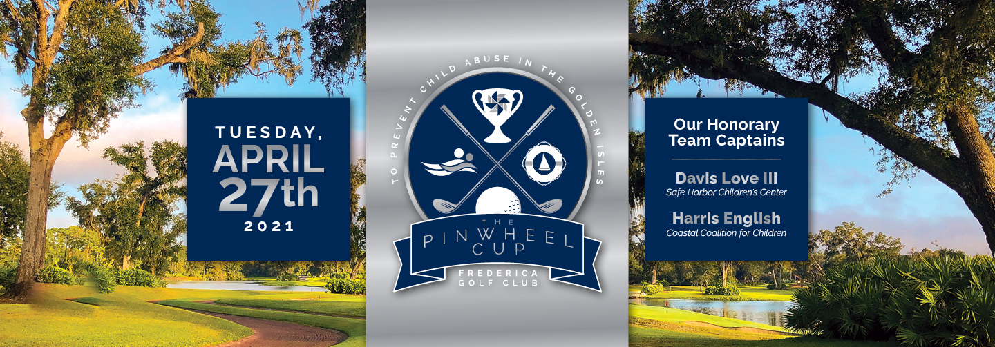 The Pinwheel Cup benefiting Safe Harbor