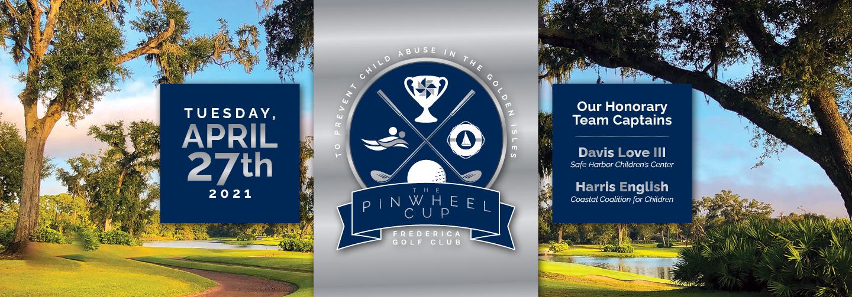 The Pinwheel Cup benefiting Safe Harbor