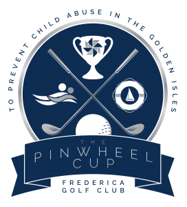The Pinwheel Cup benefiting Safe Harbor Children's Center