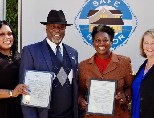 Safe Harbor Celebrates National Safe Place Week March 21-27