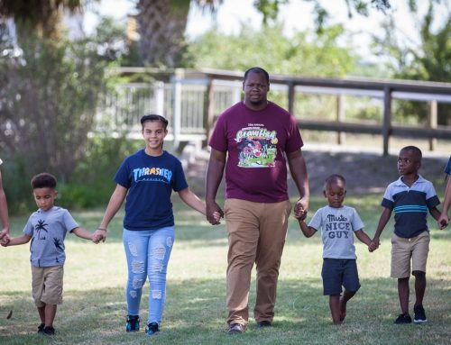 Moving Children and Families from Homeless to Hopeful