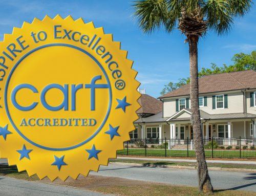 Safe Harbor Receives Highest Level of Accreditation